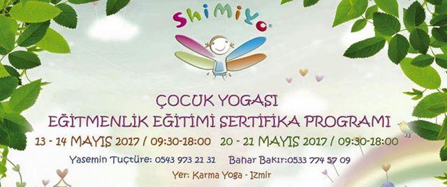 Çocuk Yogası EğitmenlikEğitimi