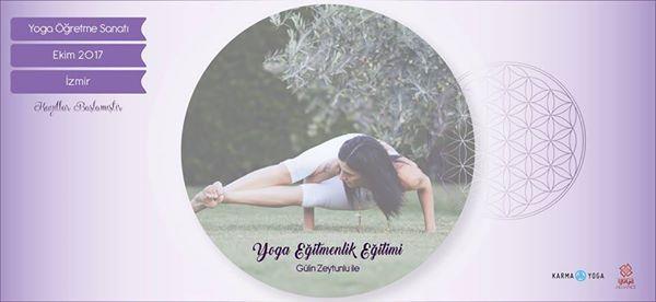 Yoga Eğitmenlik Eğitimi – 200Saat